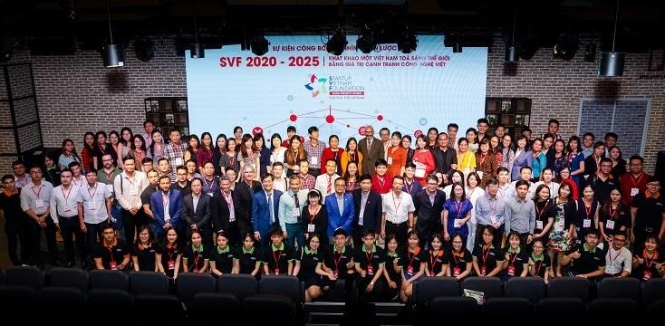 hanh trinh 5 nam ho tro cho cac doanh nghiep khoi nghiep viet cua startup vietnam foundation