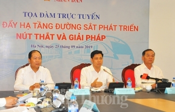 phat trien nganh duong sat can ca co che va nguon luc