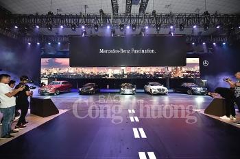 khai mac trien lam mercedes benz fascination 2019