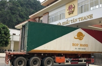 bo cong thuong de xuat cho phep thong quan hang hoa qua cac cua khau phu