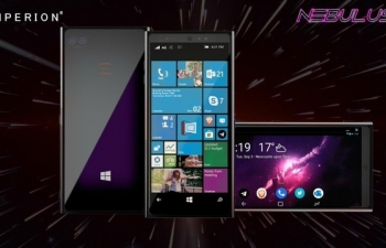 sap co smartphone chay windows 10 ho tro ung dung android