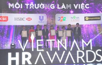 vietnam hr awards 2016 vinh danh cac doanh nghiep co chinh sach nhan su xuat sac