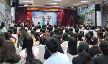 chung ket cuoc thi khoi nghiep quoc gia 2019 tai tp ho chi minh