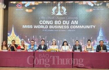 khoi dong cuoc thi hoa hau cong dong doanh nhan the gioi 2020