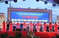 khai mac hoi cho trien lam hang cong nghiep nong thon tieu bieu khu vuc mien trung tay nguyen nam 2019
