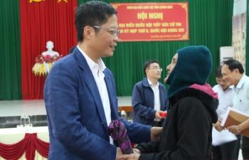 bo cong thuong se gop tieng noi voi chinh phu dong hanh cung quang ngai phat trien kinh te