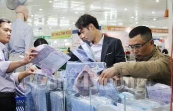 hon 350 gian hang tham gia hoi cho hang viet da nang 2019