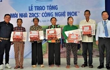 ton zacs tang 300 mai nha tinh thuong cho nguoi lao dong ngheo