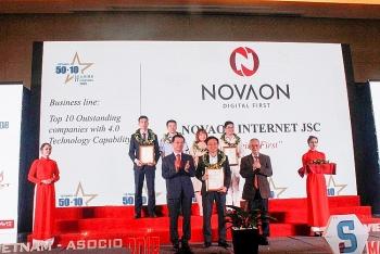 novaon lot top 10 doanh nghiep cong nghe 40
