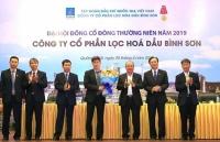 loc hoa dau binh son to chuc thanh cong dai hoi dong co dong thuong nien 2019