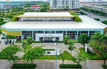 thaco khai truong to hop showroom bmw tai tp ho chi minh