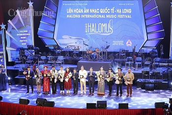 bung no festival am nhac quoc te ha long
