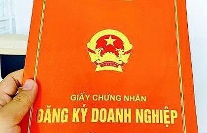 de xuat lien thong thu tuc cap giay chung nhan dang ky doanh nghiep