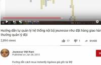 bo cong thuong canh bao don vi jeunesse kinh doanh da cap trai phep