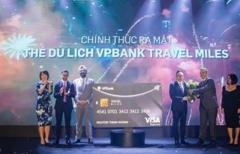 vpbank ra mat the vpbank travel miles danh cho khach hang thich di du lich