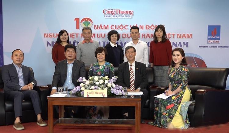 10 năm Cuộc vận động Người Việt Nam ưu tiên dùng hàng Việt Nam - Nhân lên niềm tự hào hàng Việt Nam - Phần 2