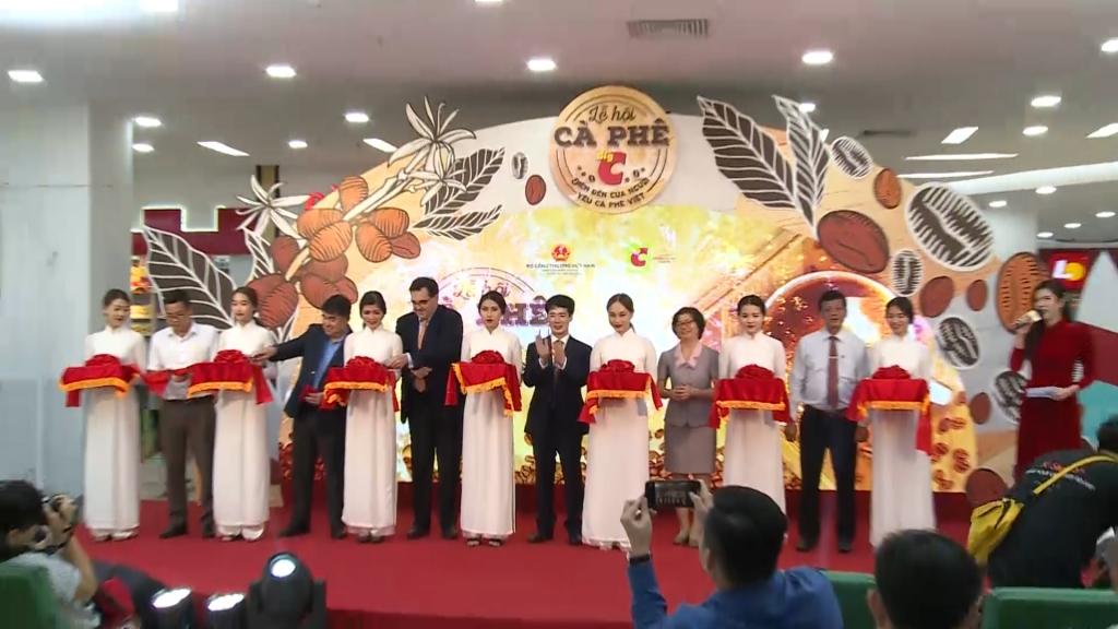 Lễ hội cà phê BigC tại Nha Trang