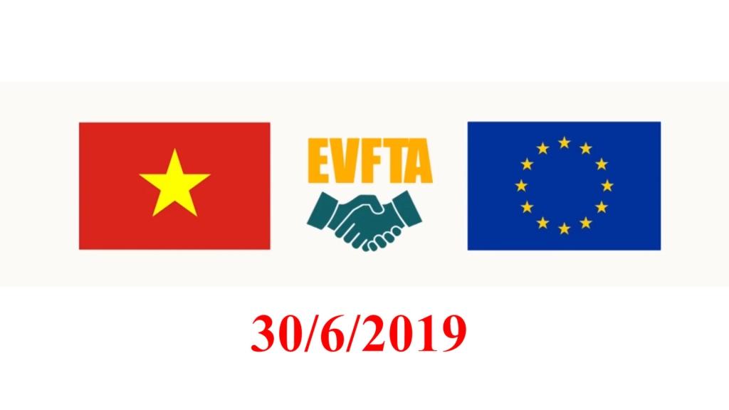 EVFTA sẽ tạo cú hích lớn cho xuất khẩu Việt Nam