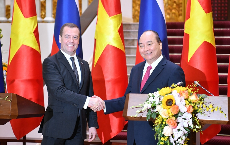 Đa dạng hóa cơ cấu thương mại song phương Việt Nam- Liên bang Nga