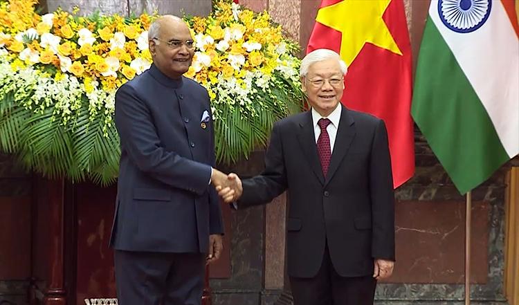 Việt Nam - Ấn Độ: Quyết tâm đạt mục tiêu kim ngạch thương mại 15 tỷ USD vào năm 2020