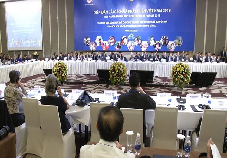 VRDF 2018: Tầm nhìn mới cho tăng trưởng kinh tế