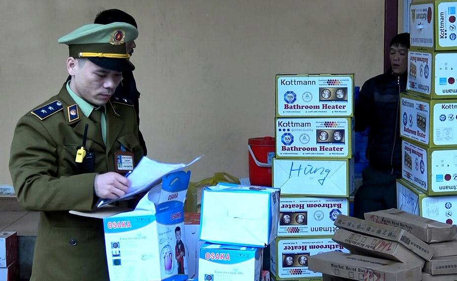 Lạng Sơn: Chú trọng ngăn chặn hàng hàng giả