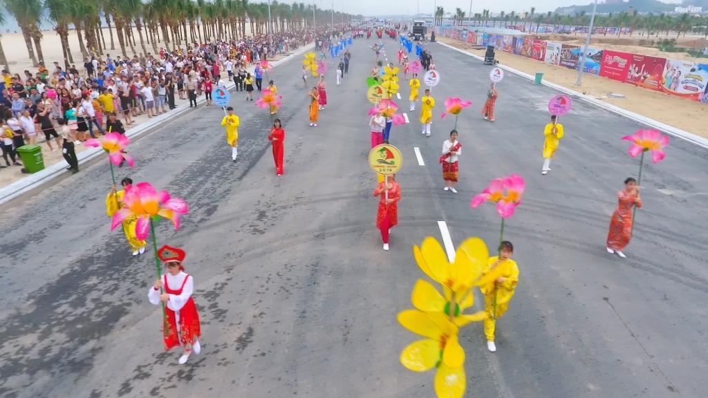 Sôi động Lễ hội Carnaval Hạ Long 2019