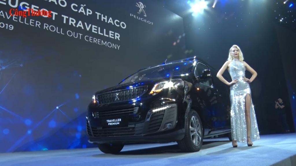 Khánh thành nhà máy và ra mắt dòng xe mới cao cấp kết hợp giữa Thaco và Peugeot