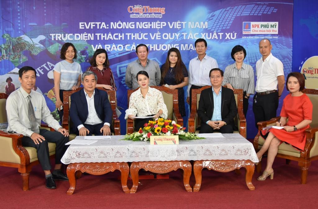 EVFTA: Ngành nông nghiệp đối mặt thách thức về quy tắc xuất xứ, hàng rào thương mại - Phần II