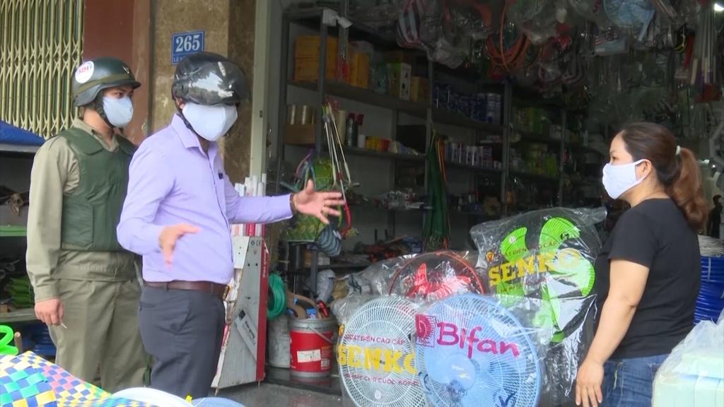 Đà Nẵng: Thực hiện tốt giãn cách xã hội đợt hai