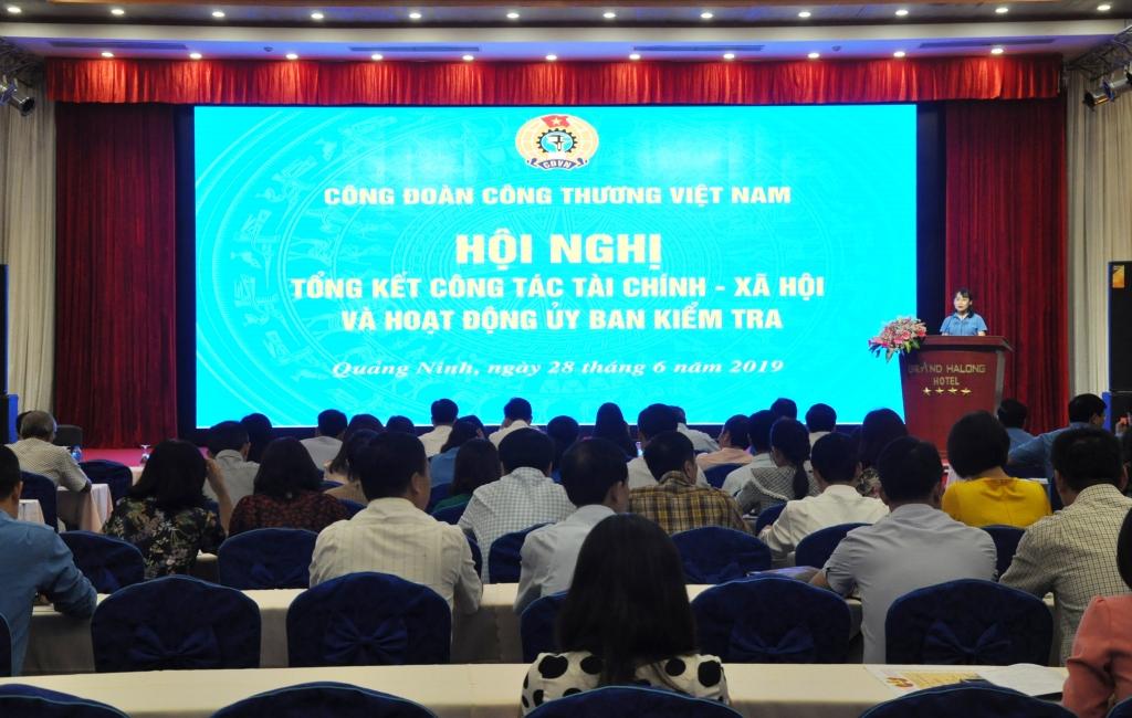Công đoàn Công Thương Việt Nam: Xác định nhiệm vụ trong tâm, đột phá trong hoạt động tổ chức công đoàn