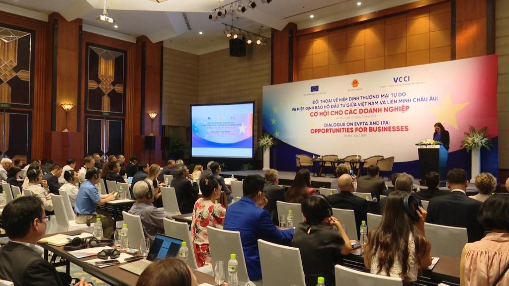 """EVFTA – """"Bệ phóng"""" cho hợp tác Việt Nam – EU"""