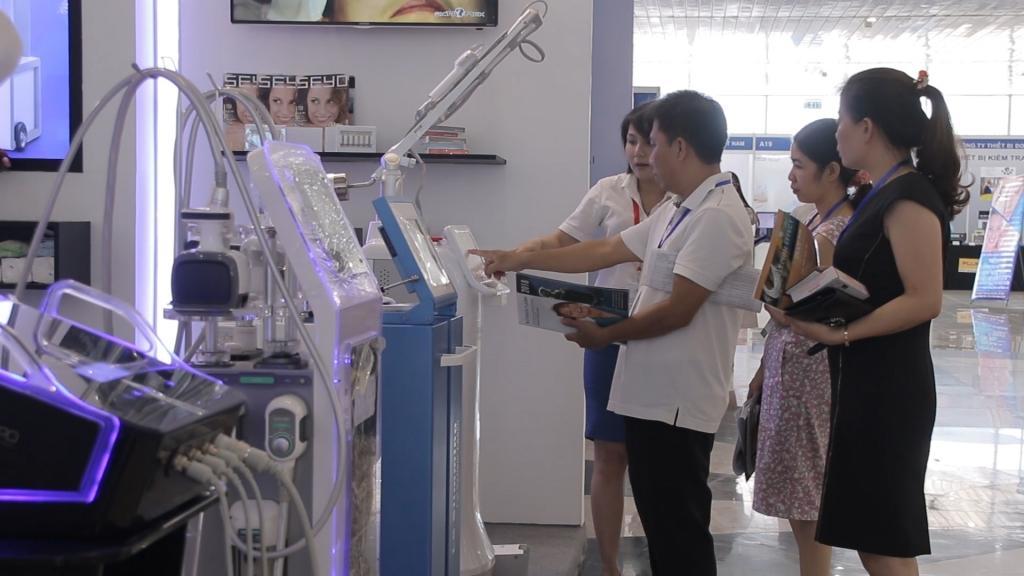 Triển lãm quốc tế chuyên ngành Y Dược tại Đà Nẵng
