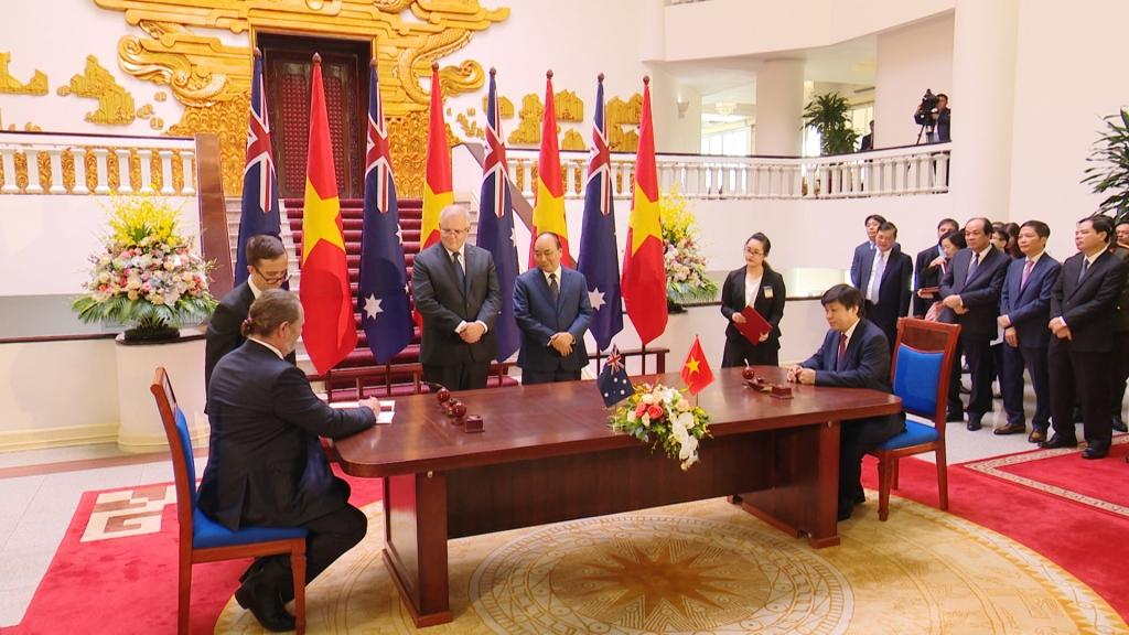 Việt Nam – Australia: Thống nhất gỡ bỏ rào cản, nâng kim ngạch thương mại song phương