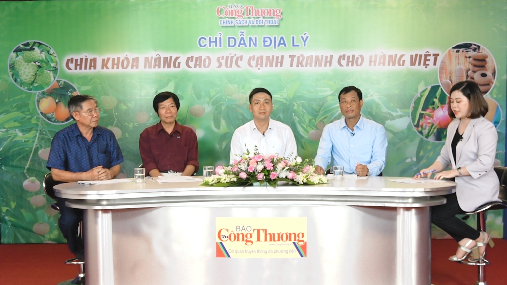 Chỉ dẫn địa lý – Chìa khóa nâng cao sức cạnh tranh cho hàng hóa Việt Nam