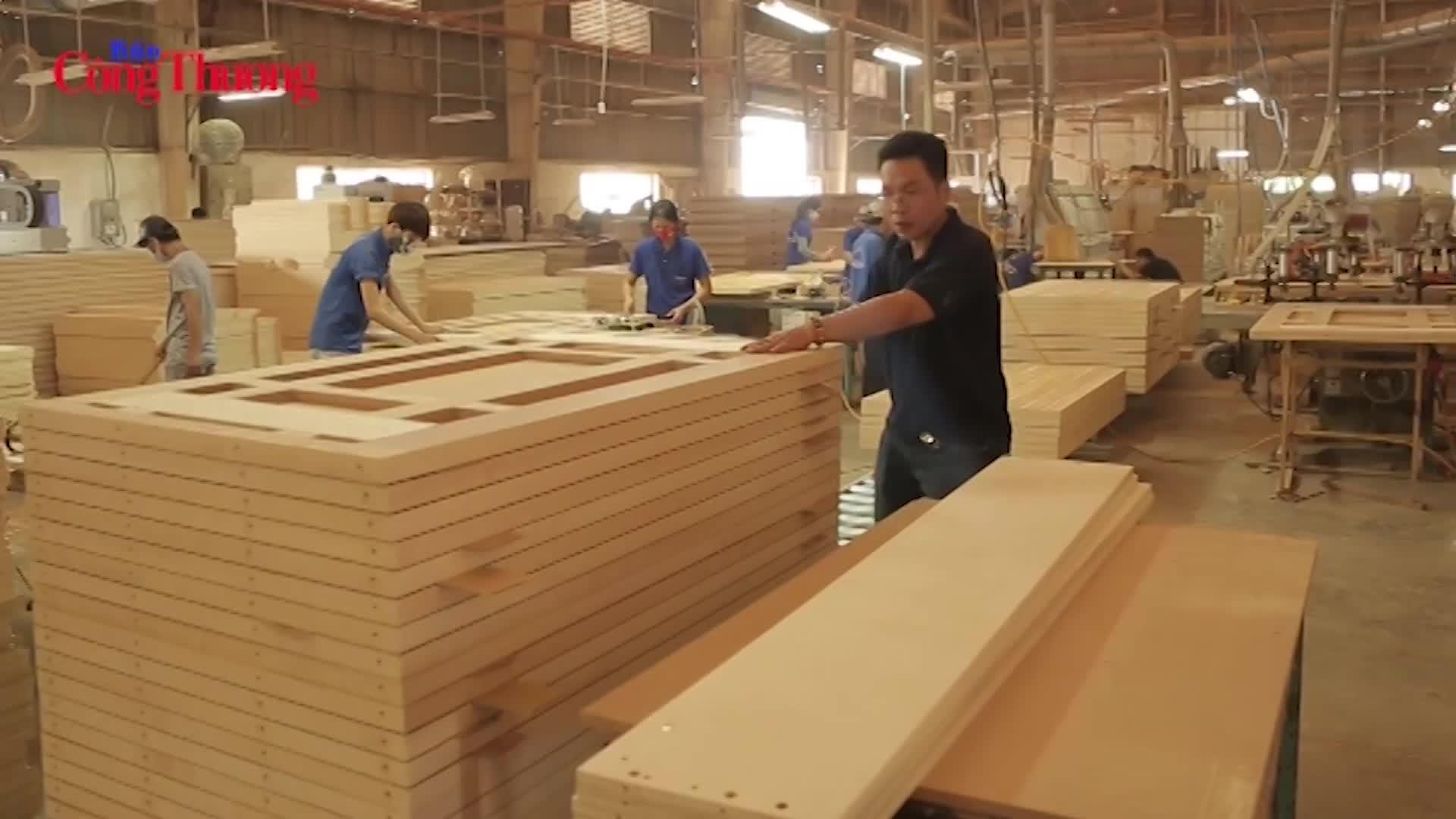 EVFTA có mang lại thuận lợi như kỳ vọng cho ngành gỗ?