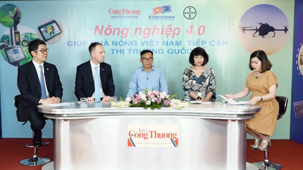 Nông nghiệp 4.0: Giúp nhà nông Việt Nam tiếp cận với thị trường quốc tế - Phần I