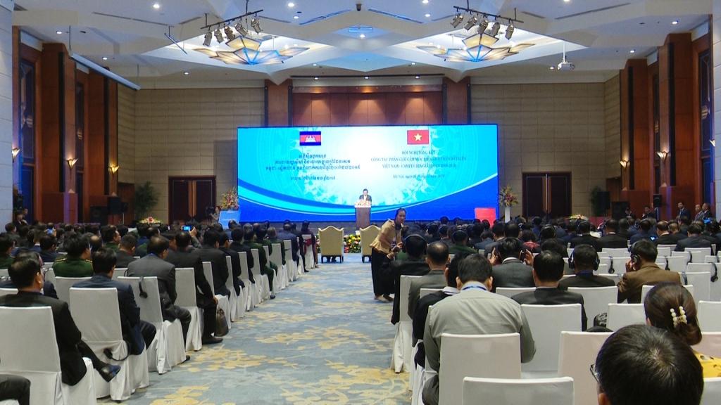 Tạo khung pháp lý để quản lý, phát triển đường biên giới Việt Nam-Campuchia