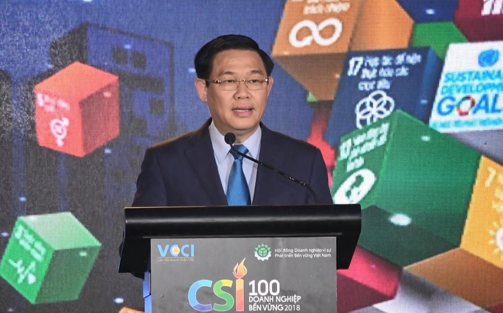 Chính phủ và doanh nghiệp đồng hành vì mục tiêu phát triển bền vững