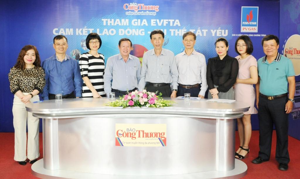 Tham gia EVFTA: Cam kết lao động – Xu thế tất yếu - Phần 2