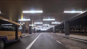 Sân bay Vân Đồn lung linh trước ngày khánh thành